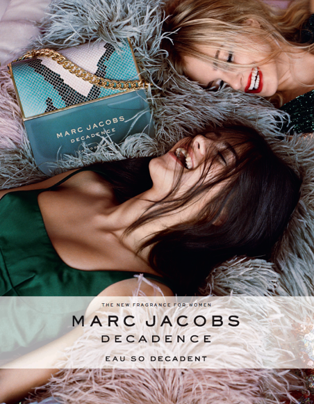 Marc Jacobs is bringing more Decadence to duty-free