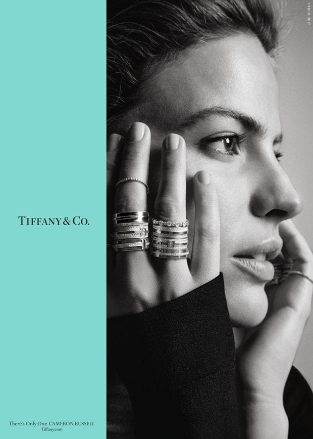 Tiffany & Co. unveils 'There's Only One' campaign
