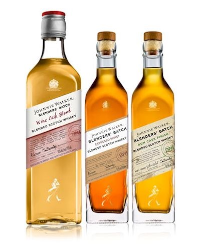Johnnie Walker introduces latest limited edition Blenders' Batch Whiskies