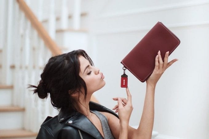 Selena Gomez x Coach bag collection is here