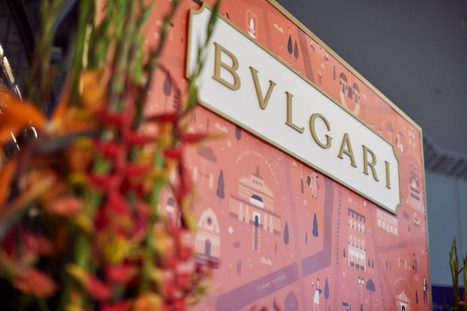 Helsinki airport celebrates Bulgari pop-up boutique opening