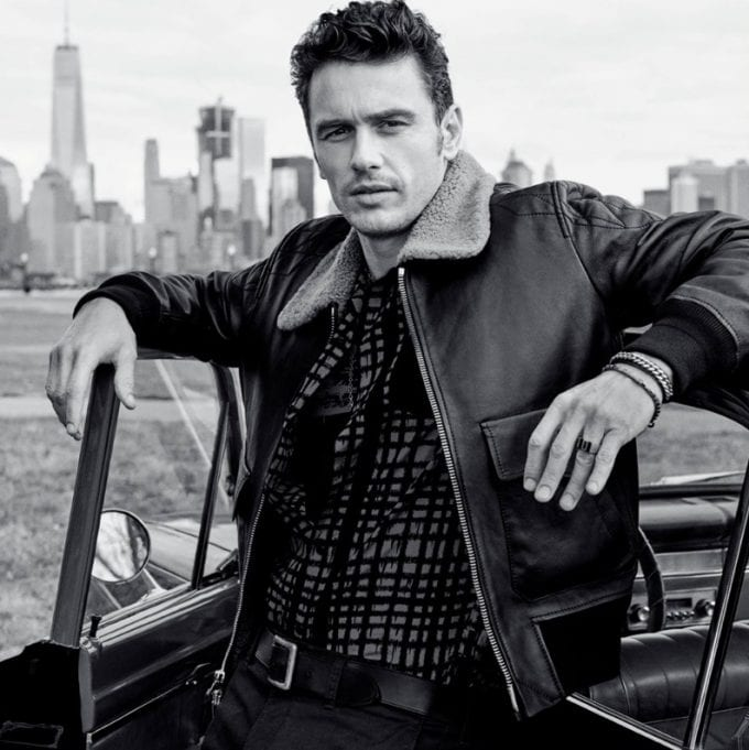 James Franco fronts new Coach For Men fragrance