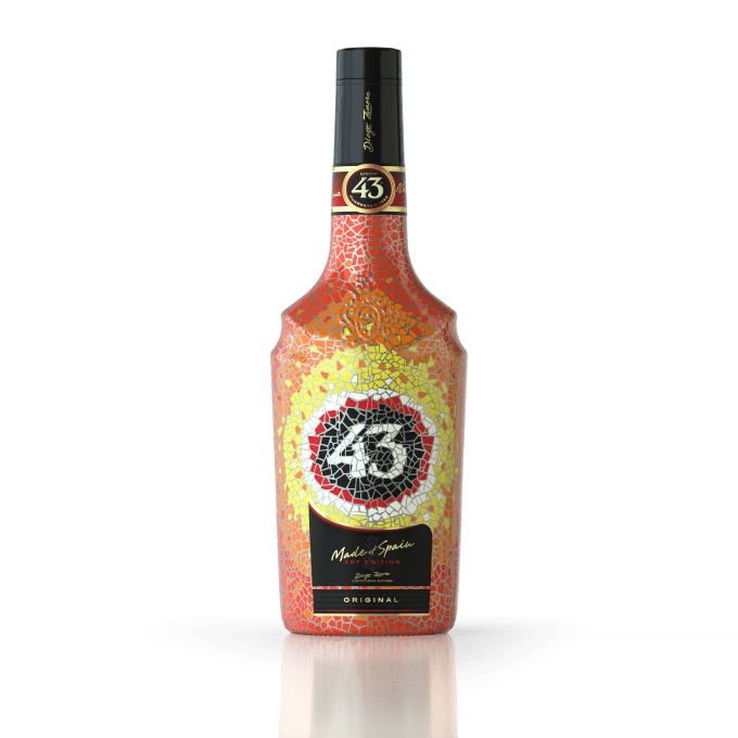 Licor 43 unveils Made in Spain Art Edition as duty-free exclusive
