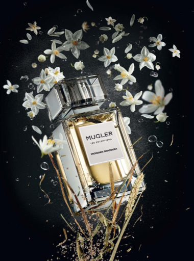 Mugler launches WONDER BOUQUET fragrance