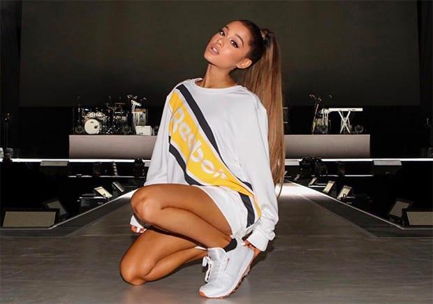 4e8aa629147 Reebok signs global pop superstar Ariana Grande - Duty Free Hunter ...