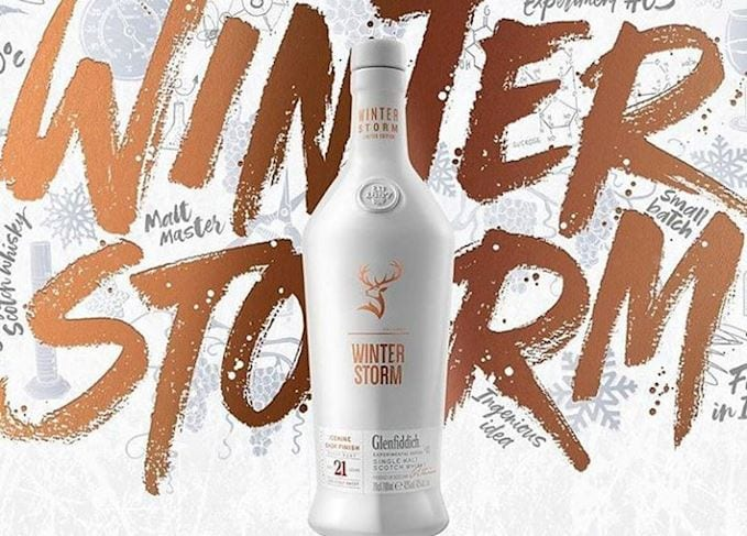 FIRST LOOK: Glenfiddich extends Experimental Series with Winter Storm icewine edition