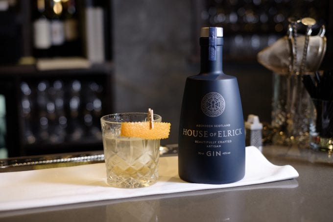 House of Elrick – the new artisan gin that's already a duty-free hit