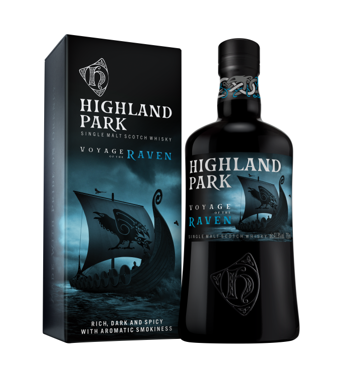 Highland Park reveals global launch of Voyage Of The Raven duty-free exclusive