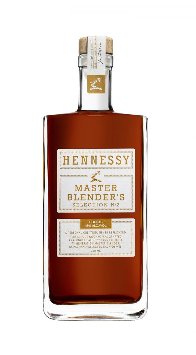 Hennessy launches the 'Cognac Of The Moment' Master Blender's Selection N°2