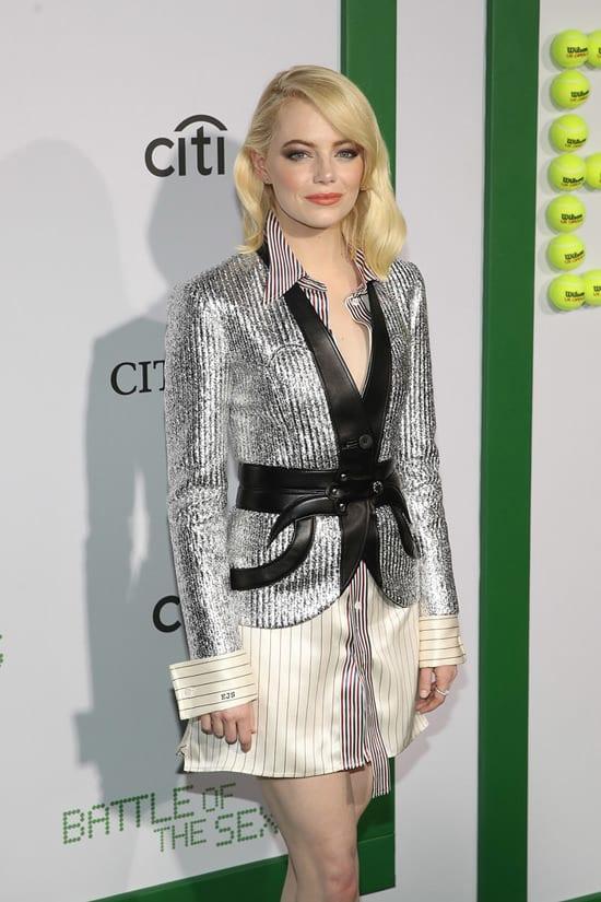 Emma Stone joins the Louis Vuitton set