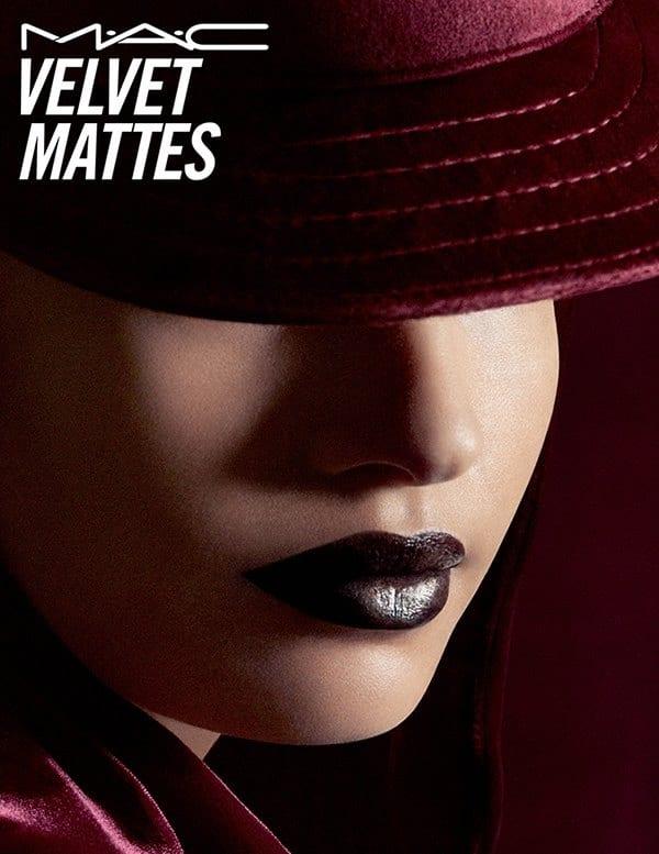 FIRST LOOK: MAC unveils seductive new Velvet Matte lipstick line