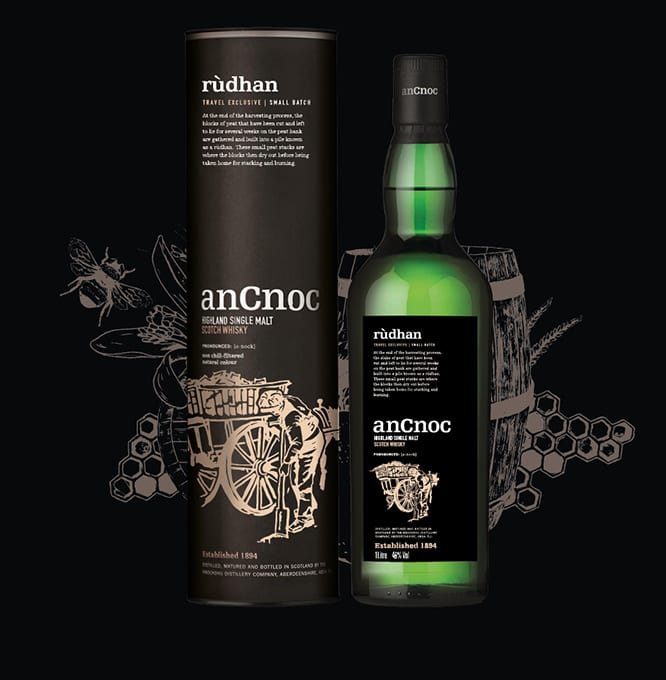 anCnoc Rùdhan takes gold at Global Travel Retail Spirits Masters 2017