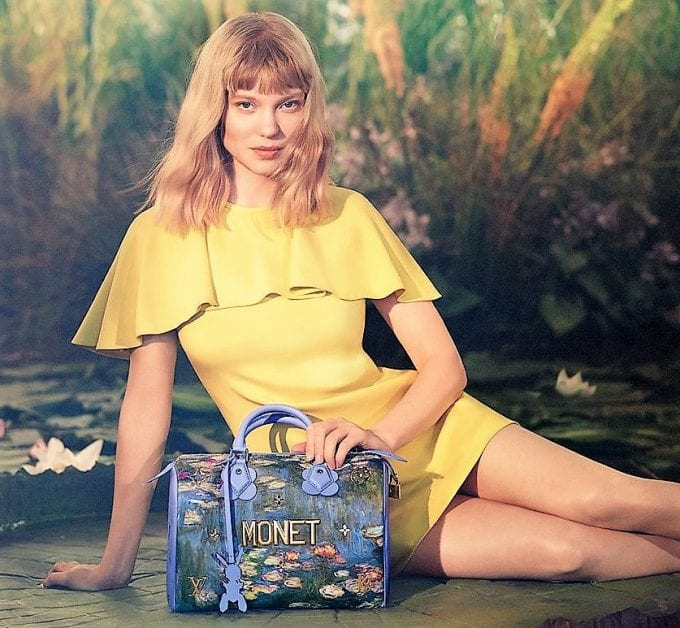 Louis Vuitton's new Masters collaboration with Jeff Koons arrives in duty-free