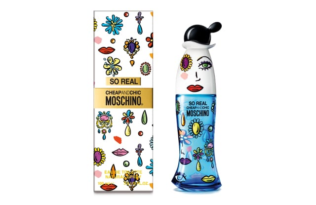 Moschino Cheap & Chic gets 'So Real' with new fragrance