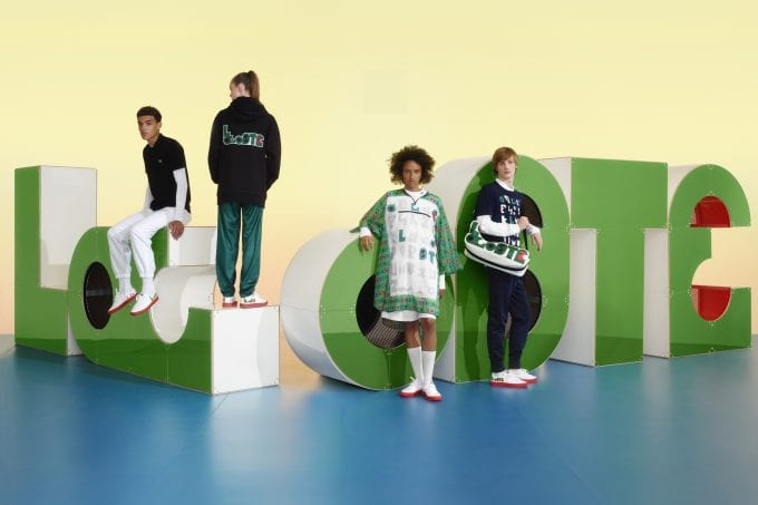 Lacoste debuts M/M Limited Edition polo collection