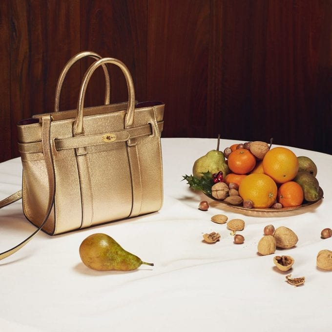 Mulberry presents its Twelve Days Of Christmas