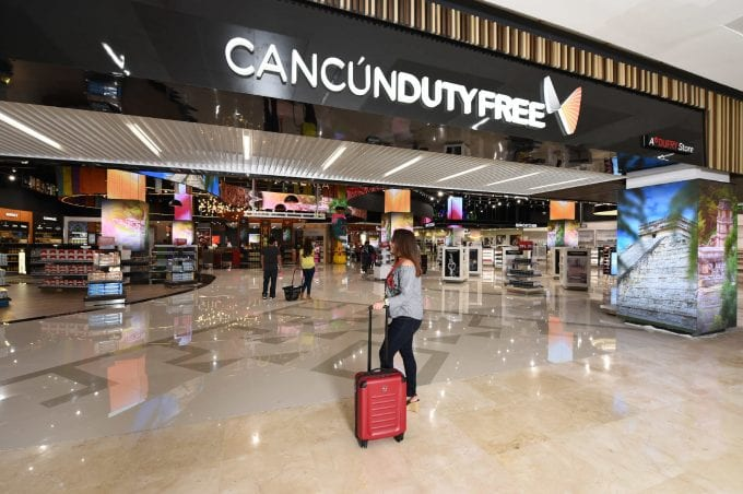 Dufry opens 7 stores in new Terminal at Cancun Airport