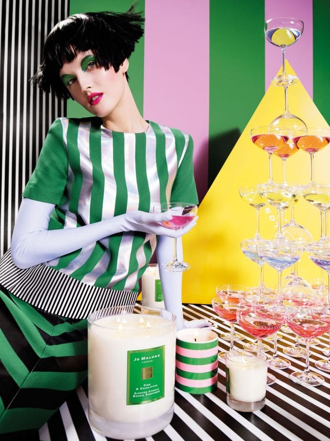 Jo Malone London is planning a Crazy, Colourful Christmas