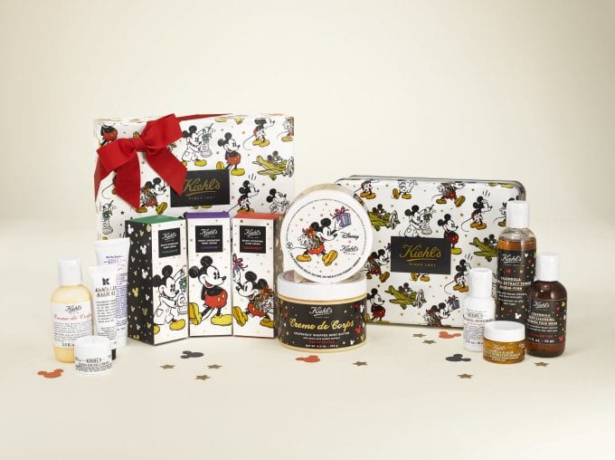 Kiehl's x Disney collaboration launches Mickey Mouse charity collection