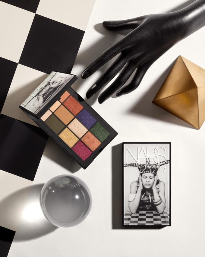 KISS. PLAY. MAN RAY. – Man Ray for NARS Collection arrives in duty-free