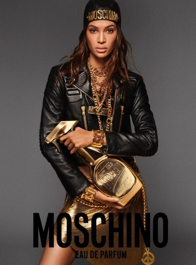Moschino goes Gold with new Fresh Couture edition