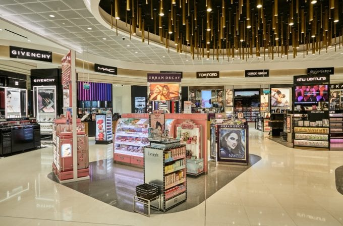 Shilla Duty Free wows travellers with seamless shopping at Singapore Changi's new Terminal