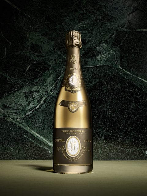 Cristal launches extremely limited edition, extra-aged champagne 'Vinothèque'.
