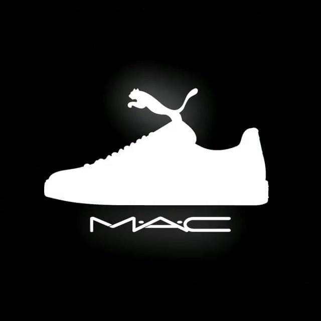 MAC x Puma is on the the starting blocks