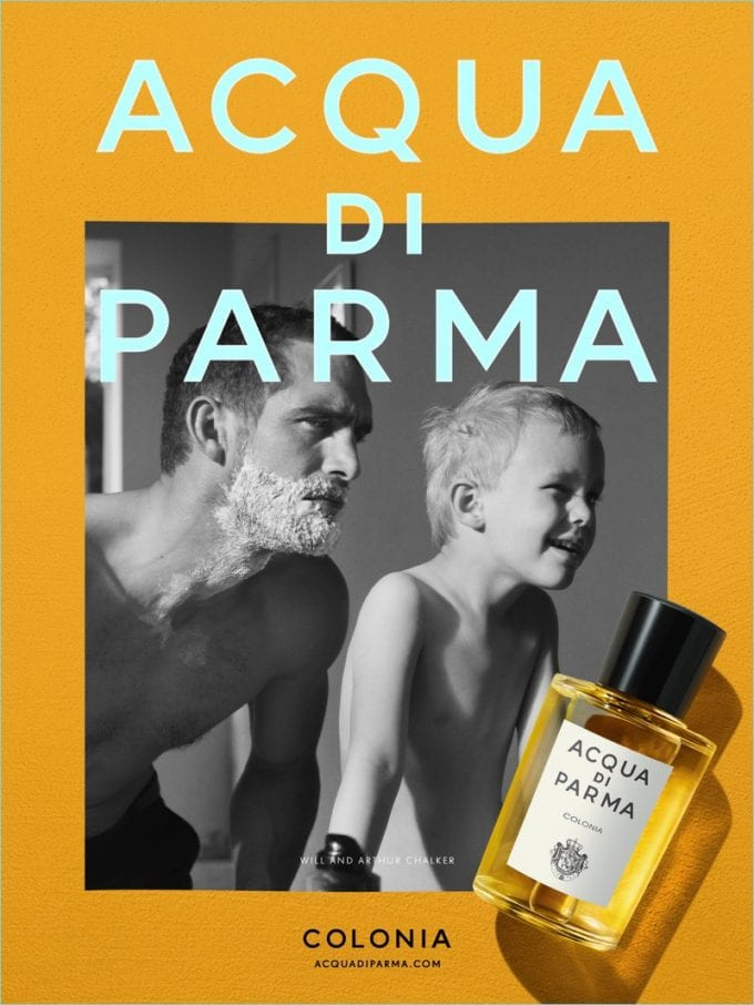 Acqua di Parma launches with Aelia Duty Free at London City Airport