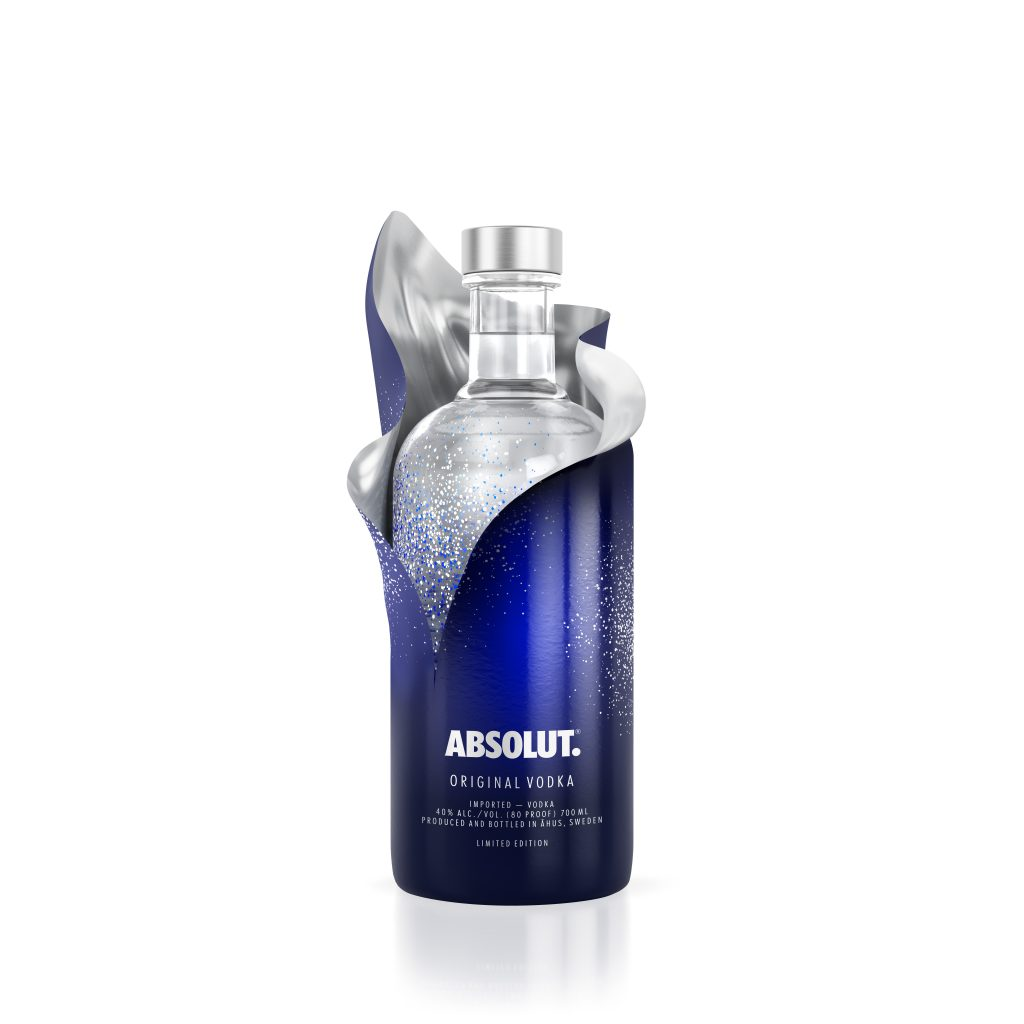 Absolut Uncover Sleeve
