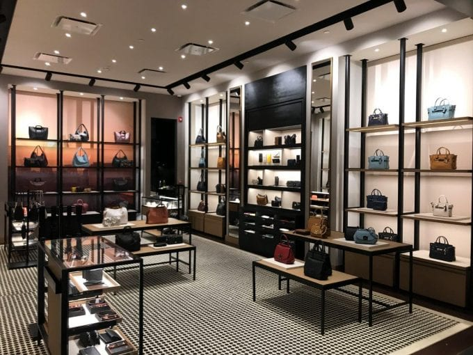Delhi Airport welcomes more global luxury brands as new stores open