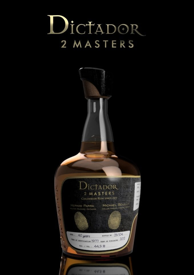 Dictador Rum unveils 2 Masters Project of exclusive collaborations with great Wine & Spirits producers