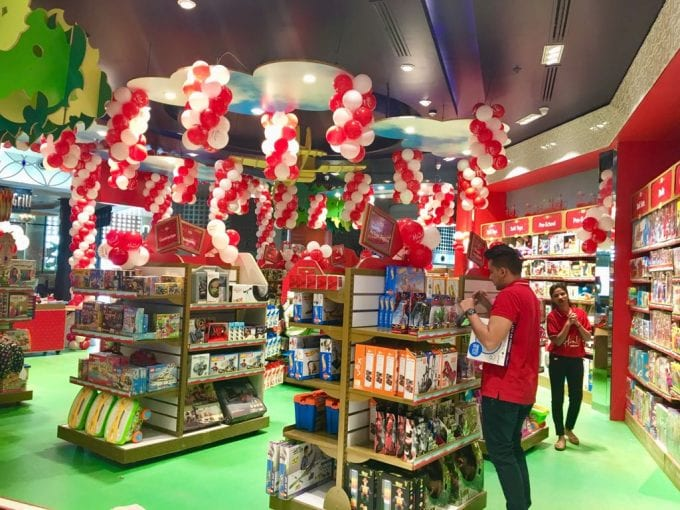 Hamleys opens airport toy store at Mumbai Duty Free