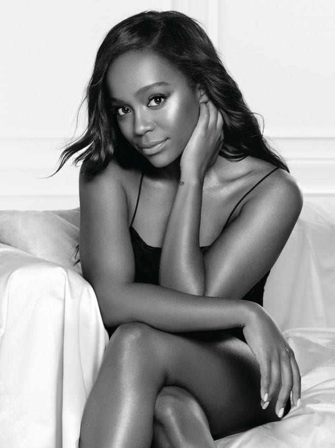 Aja Naomi King is L'Oréal Paris' new girl