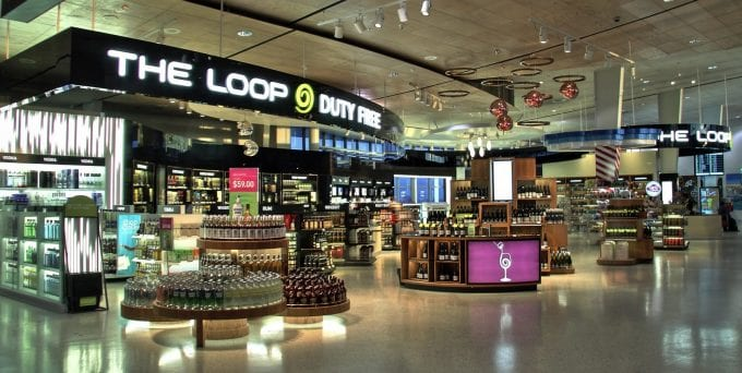 The Loop Duty Free doubles in size at Auckland International Airport