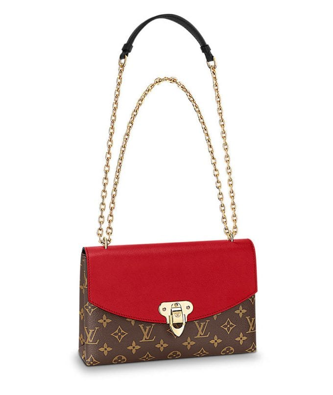 Worth flying for… Louis Vuitton launches new Saint Placide bag