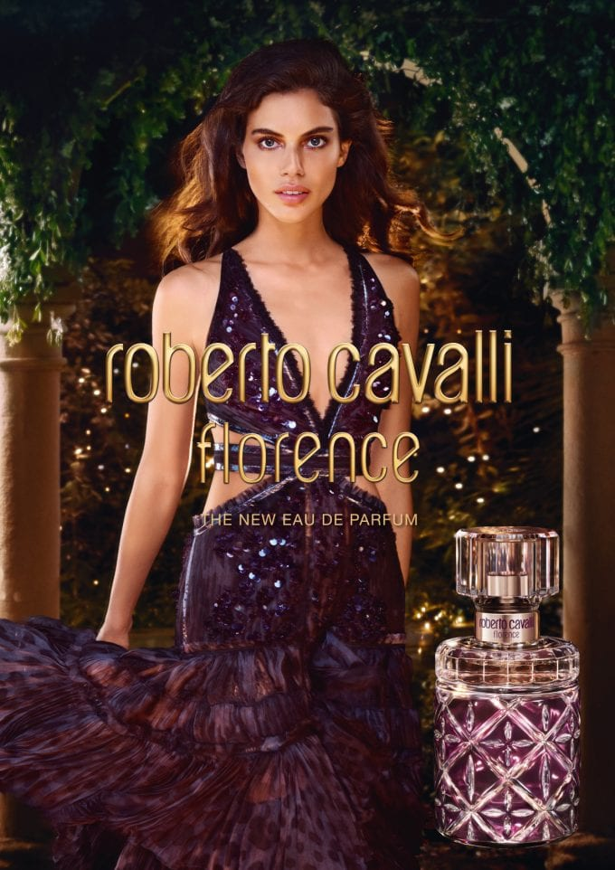 Roberto Cavalli unveils Florence: new fragrance inspired by Tuscany