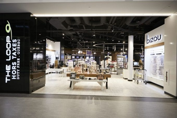 Québec City Airport opens The Loop Duty Free to travellers