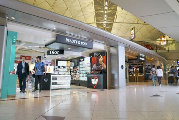 Softly, Softly – Shilla Duty Free opens 'Beauty & You' stores at Hong Kong airport