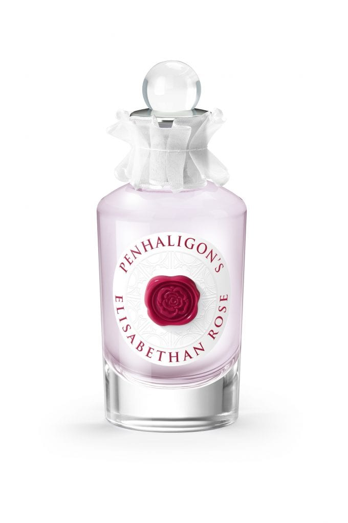 Penhaligon's Elisabethan Rose 2018 to launch exclusively with World Duty Free