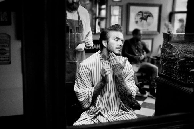 David Beckham's HOUSE 99 grooming brand is coming to duty-free