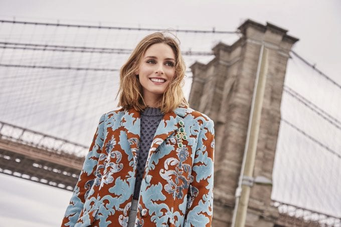 Bobbi Brown launches #AllDaySmile with Global It Girls: Olivia Palermo, Patricia Bright, and Pony