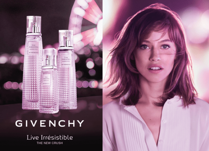Givenchy unveils a new Irrésistible Crush for travellers