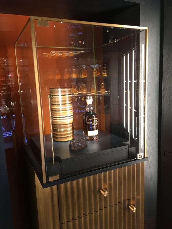 Rare & Exclusive: The Balvenie 50 sells at Paris CDG airport duty free