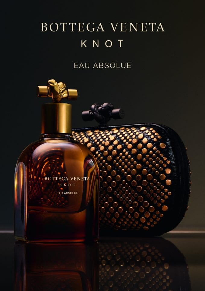 Couture Allure: Bottega Veneta launches Knot Eau Absolue in duty-free