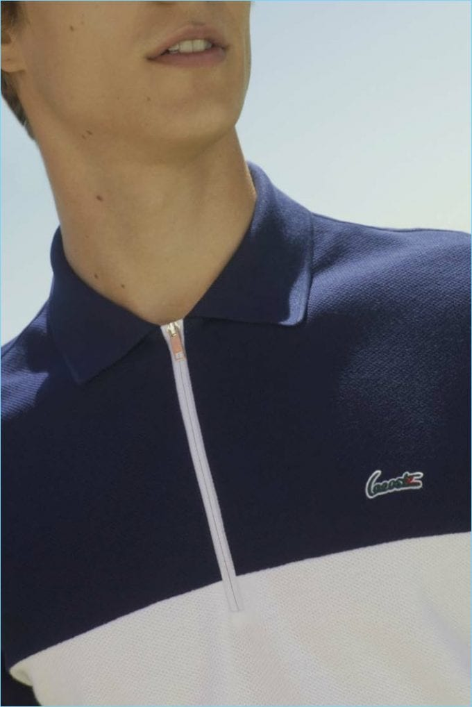 Lacoste opens snappy new store at Shanghai Pudong Airport