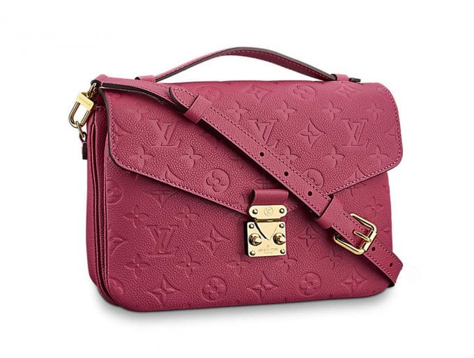 Worth flying for… Louis Vuitton Pochette Metis gets 3 new colours
