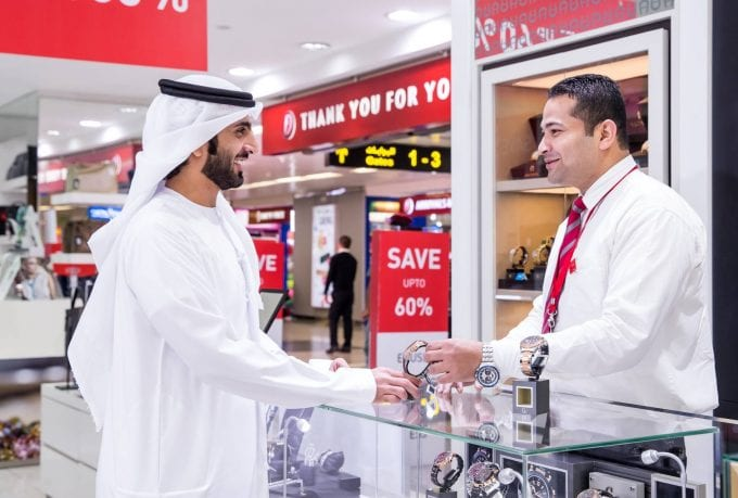 Sharjah International Airport unveils new look Dufry duty-free shops