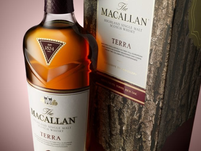 The Macallan Quest Collection arrives at Heathrow with World Duty Free