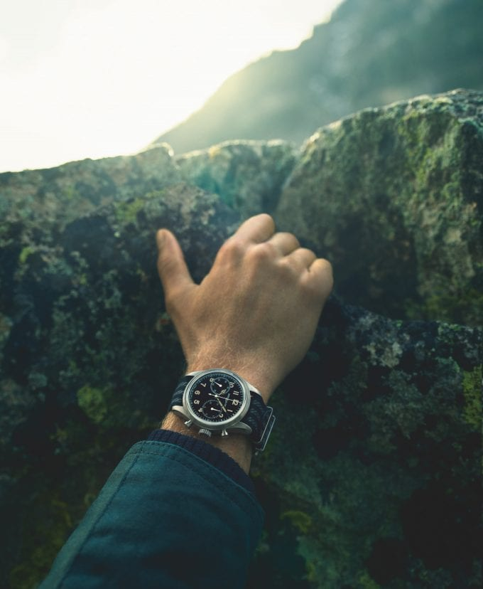 Montblanc climbs high with new 1858 Collection watches